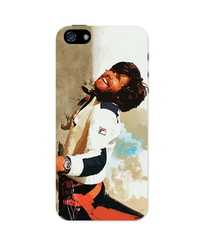 iPhone 5 / 5S Cases & Covers | Reinhold Messner The Mountain Man iPhone 5 / 5S Case Online India