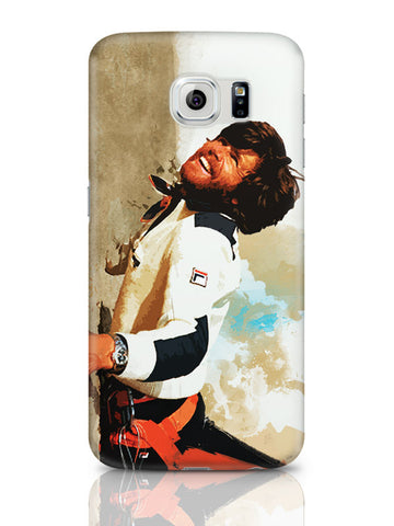 Samsung Galaxy S6 Covers & Cases | Reinhold Messner The Mountain Man Samsung Galaxy S6 Covers & Cases Online India