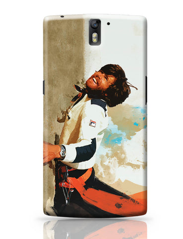 OnePlus One Covers | Reinhold Messner The Mountain Man OnePlus One Cover Online India
