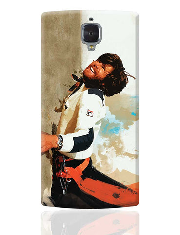 Reinhold Messner The Mountain Man OnePlus 3 Cover Online India