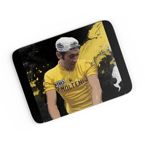 Eddy Merckx Bicycle Racer A4 Mousepad Online India