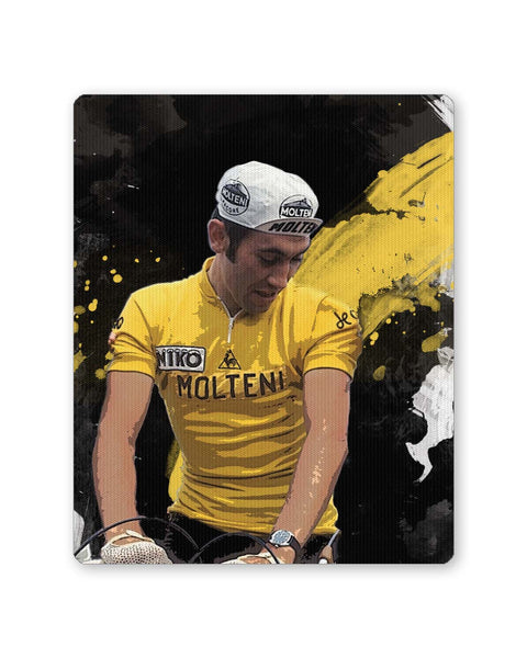 Buy Mousepads Online India | Eddy Merckx Bicycle Racer Mouse Pad Online India