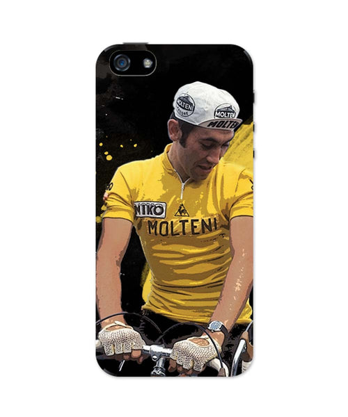iPhone 5 / 5S Cases & Covers | Eddy Merckx Bicycle Racer iPhone 5 / 5S Case Online India