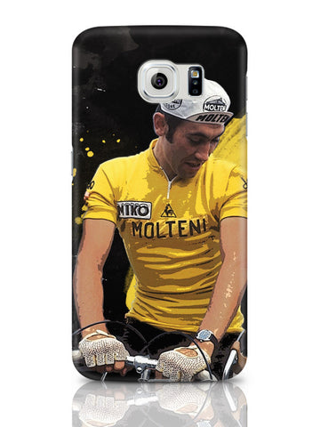 Samsung Galaxy S6 Covers & Cases | Eddy Merckx Bicycle Racer Samsung Galaxy S6 Covers & Cases Online India