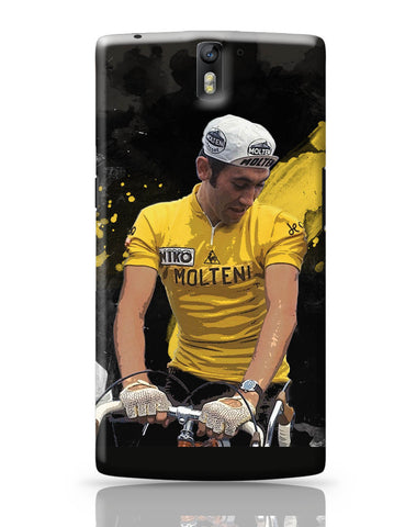 OnePlus One Covers | Eddy Merckx Bicycle Racer OnePlus One Cover Online India