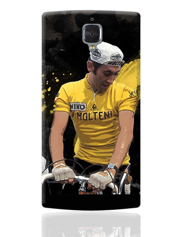 Eddy Merckx Bicycle Racer OnePlus 3 Cover Online India