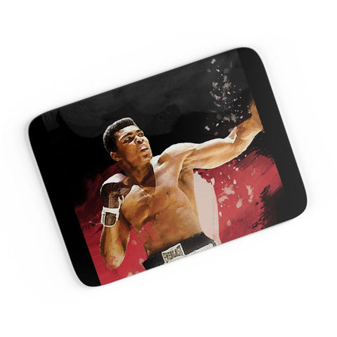 The Great Muhammad Ali A4 Mousepad Online India