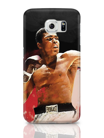 Samsung Galaxy S6 Covers & Cases | The Great Muhammad Ali Samsung Galaxy S6 Covers & Cases Online India