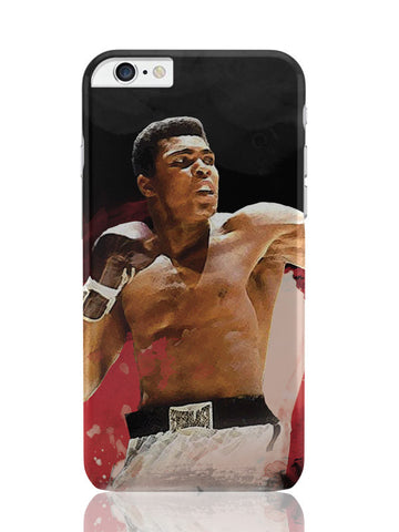 iPhone 6 Plus / 6S Plus Covers & Cases | The Great Muhammad Ali iPhone 6 Plus / 6S Plus Covers and Cases Online India