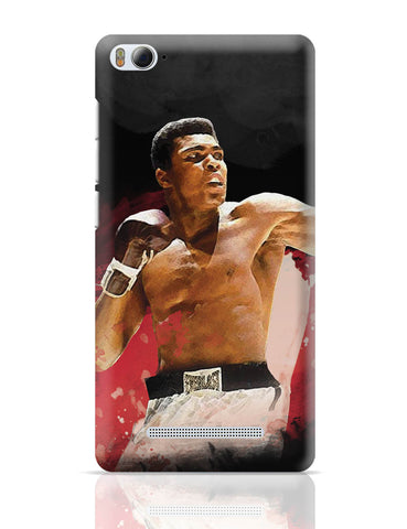 Xiaomi Mi 4i Covers | The Great Muhammad Ali Xiaomi Mi 4i Cover Online India