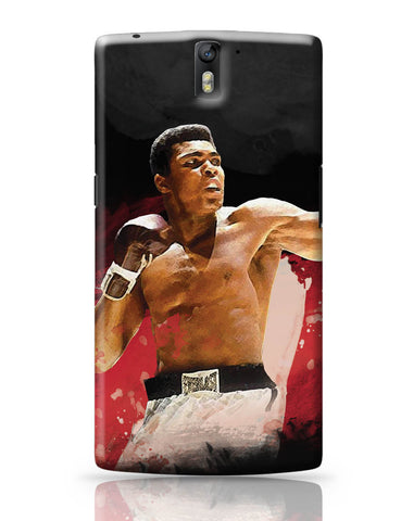 OnePlus One Covers | The Great Muhammad Ali OnePlus One Cover Online India
