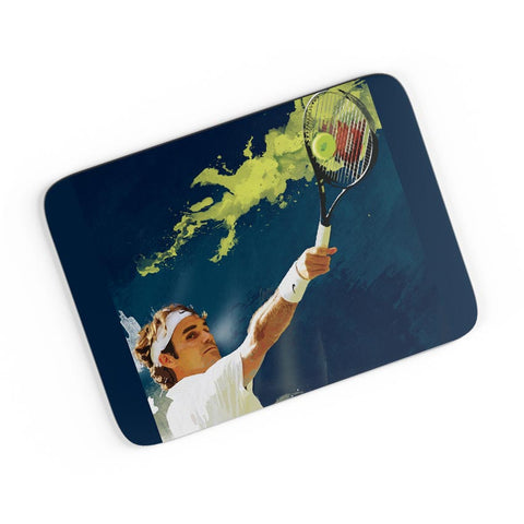 Roger Federer Tennis Legend A4 Mousepad Online India