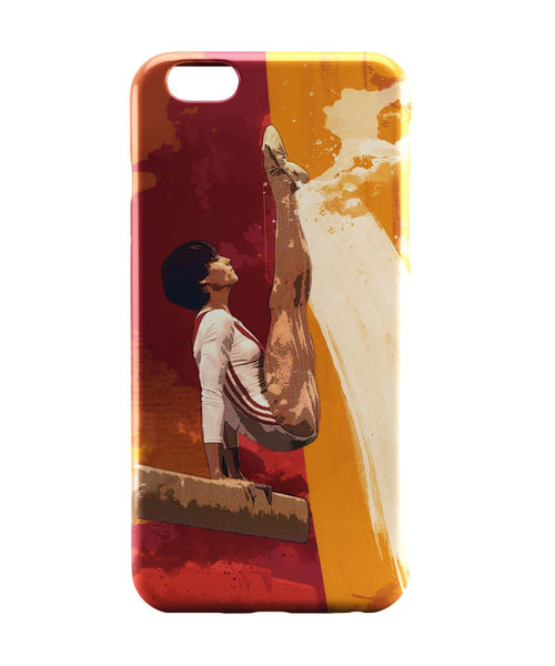 iPhone 6 Case & iPhone 6S Case | Nadia Comaneci iPhone 6 | iPhone 6S Case Online India | PosterGuy