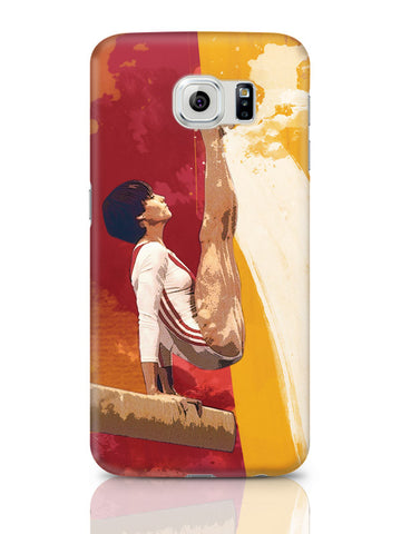 Samsung Galaxy S6 Covers & Cases | Nadia Comaneci Samsung Galaxy S6 Covers & Cases Online India