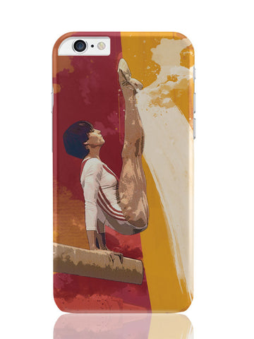 iPhone 6 Plus / 6S Plus Covers & Cases | Nadia Comaneci iPhone 6 Plus / 6S Plus Covers and Cases Online India