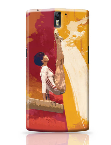 OnePlus One Covers | Nadia Comaneci OnePlus One Cover Online India