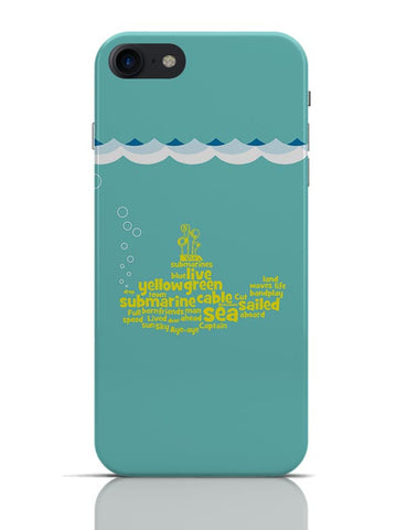 Yellow Submarines | The Beatles Inspired iPhone 7 Covers Cases Online India