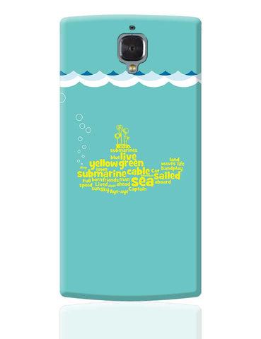 Yellow Submarines | The Beatles Inspired OnePlus 3 Cover Online India