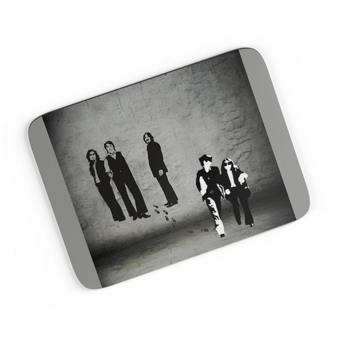 John Lennon and Yoko Ono | Beatles Fan Art A4 Mousepad Online India