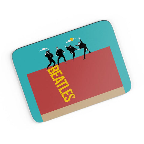 Beatles In The Sky | Pop Art A4 Mousepad Online India