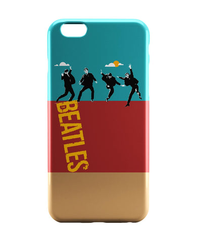 iPhone 6 Case & iPhone 6S Case | Beatles In The Sky | Pop Art iPhone 6 | iPhone 6S Case Online India | PosterGuy