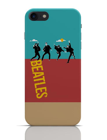 Beatles In The Sky | Pop Art iPhone 7 Covers Cases Online India