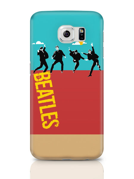Samsung Galaxy S6 Covers & Cases | Beatles In The Sky | Pop Art Samsung Galaxy S6 Covers & Cases Online India