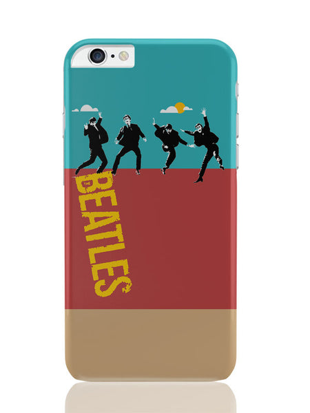 iPhone 6 Plus / 6S Plus Covers & Cases | Beatles In The Sky | Pop Art iPhone 6 Plus / 6S Plus Covers and Cases Online India