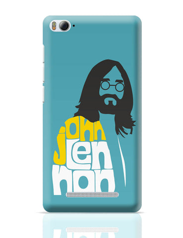 Xiaomi Mi 4i Covers | John Lennon Typography | Beatles Xiaomi Mi 4i Cover Online India