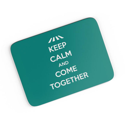 Keep Calm and Come Together | John Lennon A4 Mousepad Online India