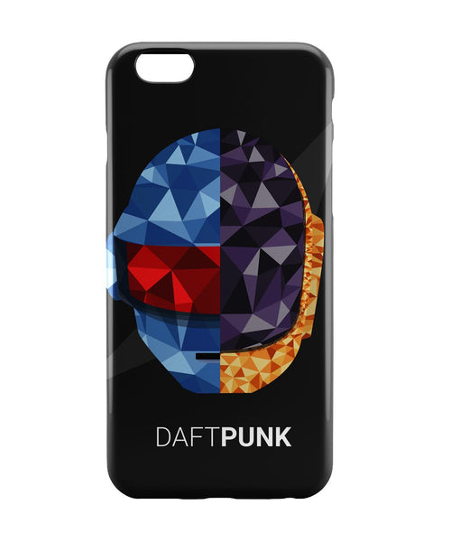 iPhone 6 Case & iPhone 6S Case | Daft Punk Poly Art Illustration iPhone 6 | iPhone 6S Case Online India | PosterGuy