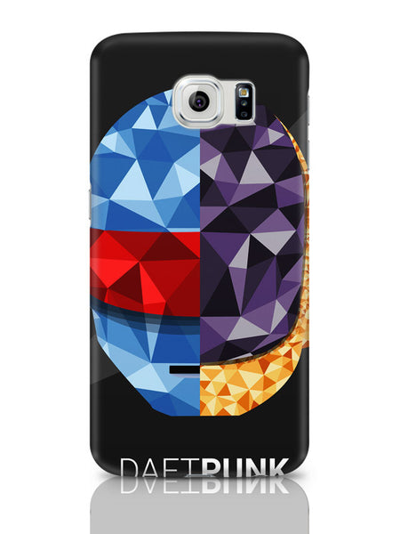 Samsung Galaxy S6 Covers & Cases | Daft Punk Poly Art Illustration Samsung Galaxy S6 Covers & Cases Online India