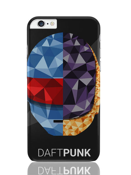 iPhone 6 Plus / 6S Plus Covers & Cases | Daft Punk Poly Art Illustration iPhone 6 Plus / 6S Plus Covers and Cases Online India