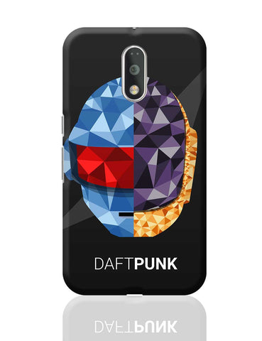 Daft Punk Poly Art Illustration Moto G4 Plus Online India