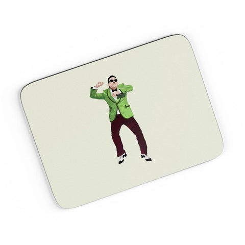 Psy | Gangnam Style Graphic Illustration A4 Mousepad Online India