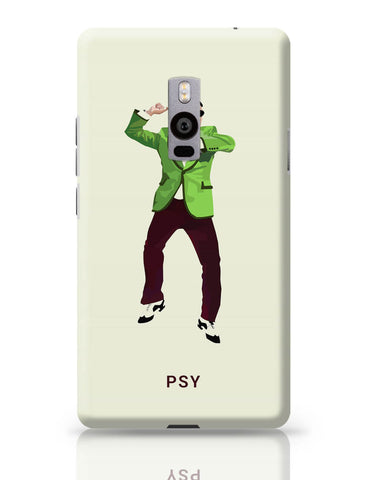 OnePlus Two Covers | Psy | Gangnam Style Graphic Illustration OnePlus Two Cover Online India