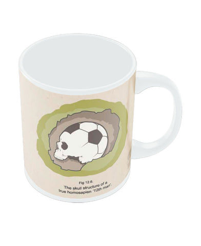 FIFA Football Archeological Football Mug