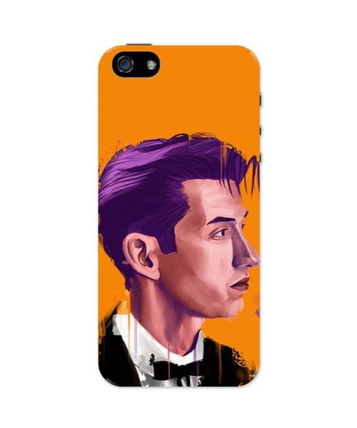 iPhone 5 / 5S Cases & Covers | Alex Turner Artic Monkeys Pop Art iPhone 5 / 5S Case Online India