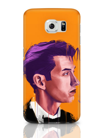 Samsung Galaxy S6 Covers & Cases | Alex Turner Artic Monkeys Pop Art Samsung Galaxy S6 Covers & Cases Online India