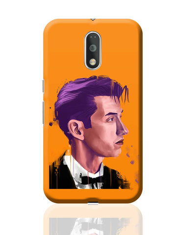 Alex Turner Artic Monkeys Pop Art Moto G4 Plus Online India