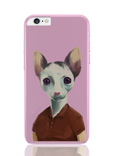 iPhone 6 Plus / 6S Plus Covers & Cases | Cat Lady Art Illustration iPhone 6 Plus / 6S Plus Covers and Cases Online India