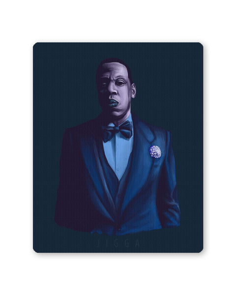 Buy Mousepads Online India | Jay- Z Purple Shade Mouse Pad Online India