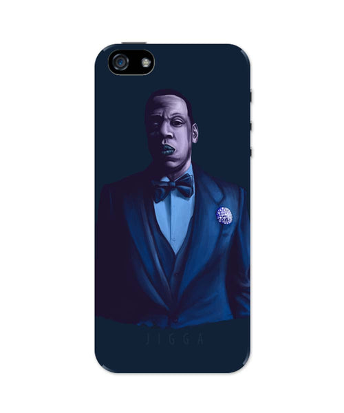 iPhone 5 / 5S Cases & Covers | Jay- Z Purple Shade iPhone 5 / 5S Case Online India