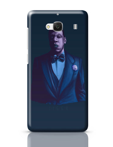 Xiaomi Redmi 2 / Redmi 2 Prime Cover| Jay- Z Purple Shade Redmi 2 / Redmi 2 Prime Cover Online India