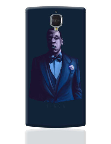 Jay- Z Purple Shade OnePlus 3 Cover Online India