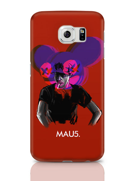 Samsung Galaxy S6 Covers & Cases | Dead Mau5 (Mouse) Samsung Galaxy S6 Covers & Cases Online India