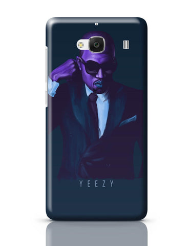 Xiaomi Redmi 2 / Redmi 2 Prime Cover| Yeezy Boost by Kanye West Redmi 2 / Redmi 2 Prime Cover Online India