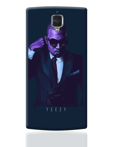 Yeezy Boost by Kanye West OnePlus 3 Cover Online India