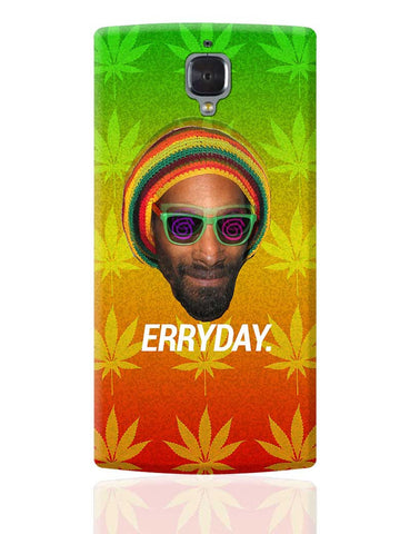 ErryDay Snoop Dog Psychedelic  OnePlus 3 Cover Online India