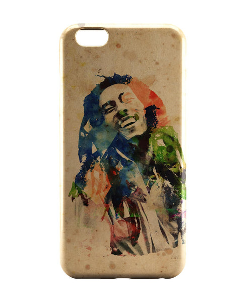 iPhone 6 Case & iPhone 6S Case | Bob Marley Digital Art iPhone 6 | iPhone 6S Case Online India | PosterGuy